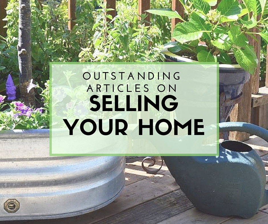 outstanding articles for selling your home