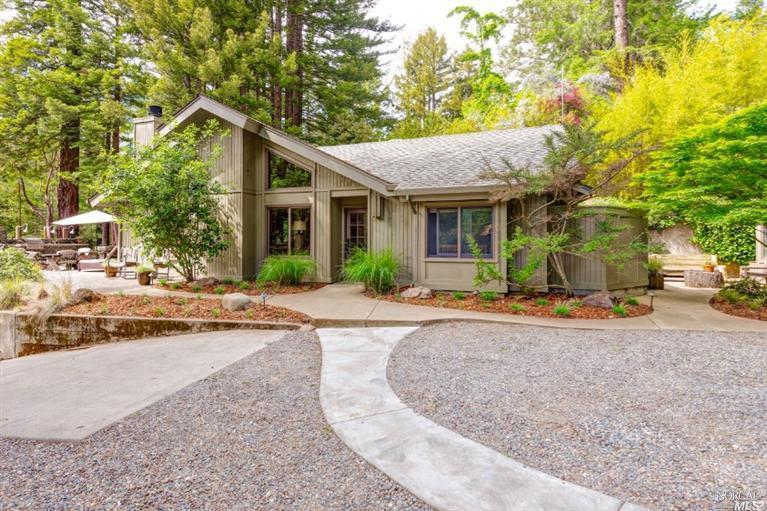 2880 Austin Creek Road Cazadero 95421 Sold for $1,052,000
