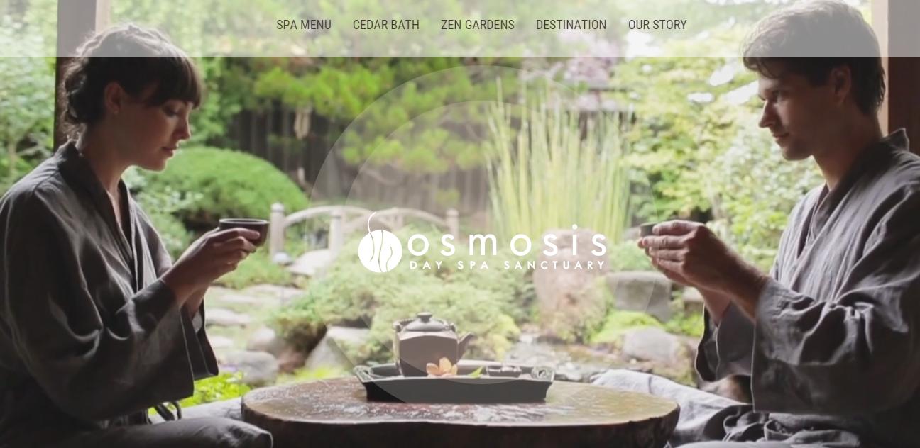 Osmosis Day Spa Sactuary