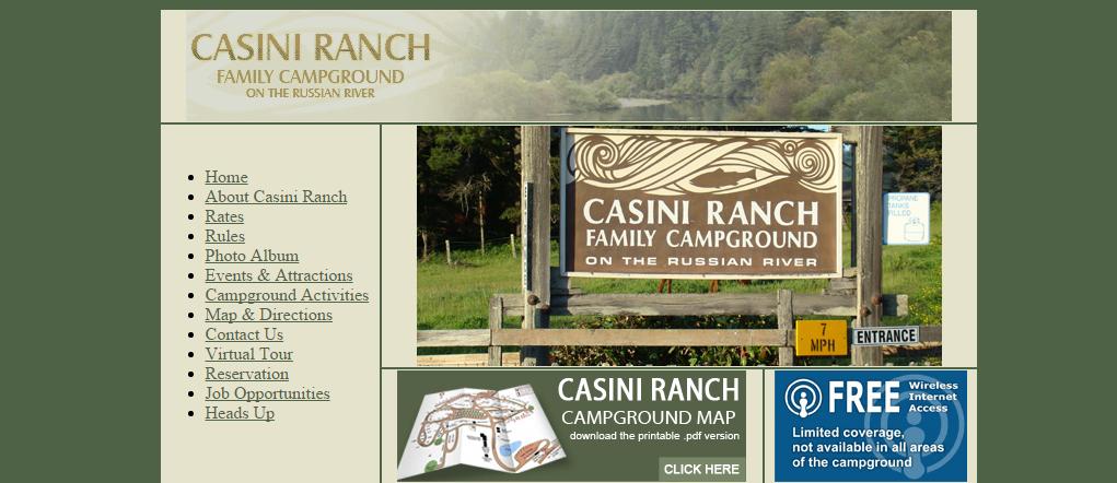 Casini Ranch