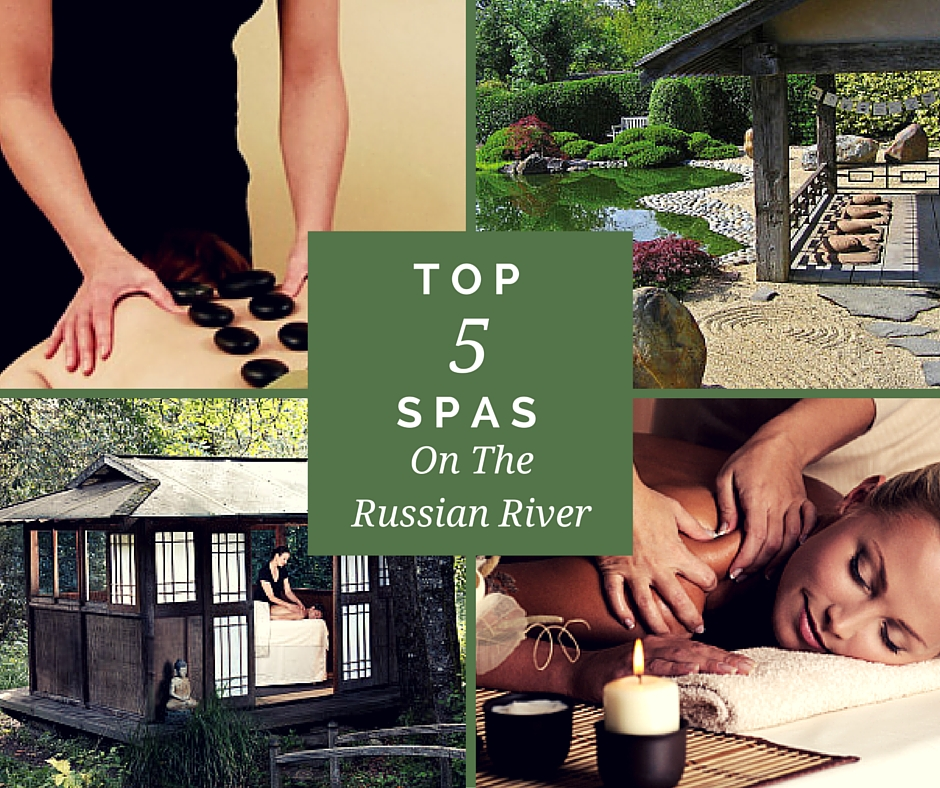 Spas on the Russian River