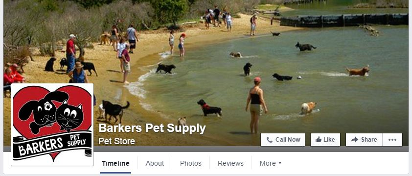 Barker Pet Supply