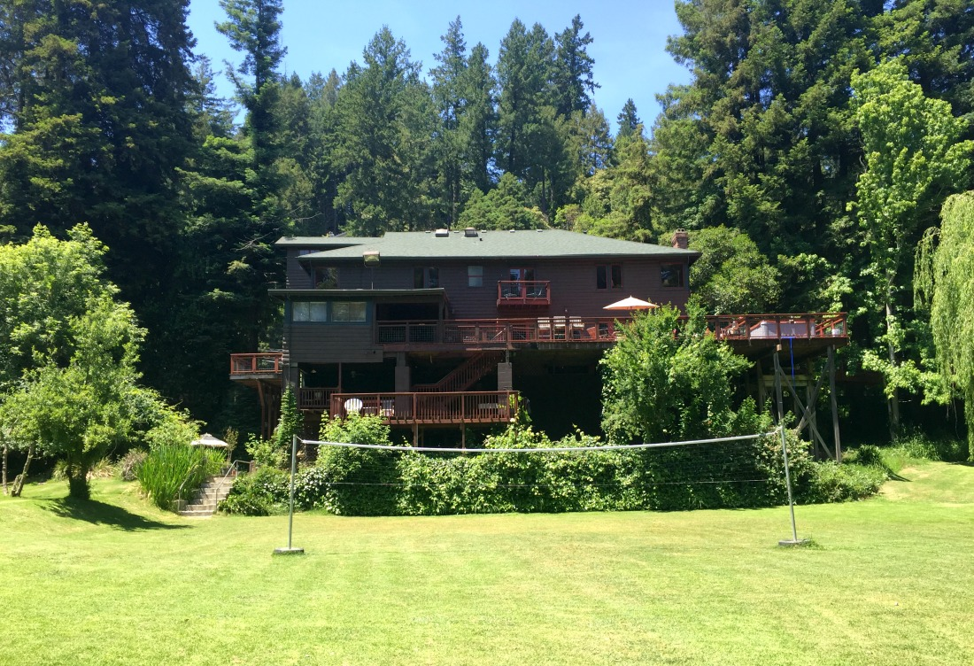Guerneville Lodge On The Russian River