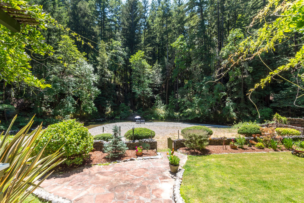 YARD at 3985 Cazadero Highway