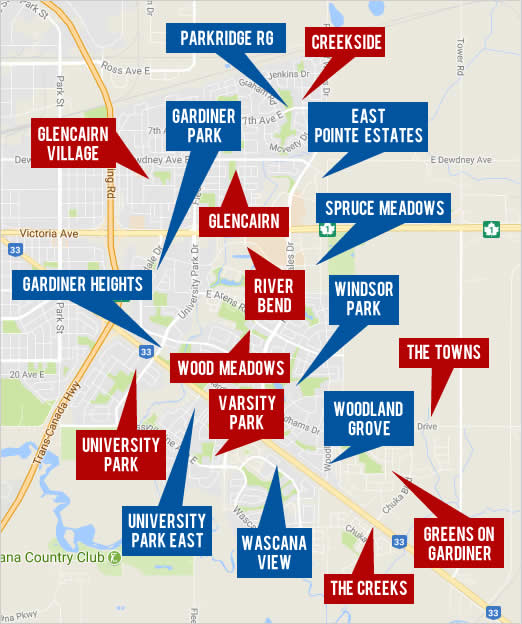 Explore East Regina Real Estate