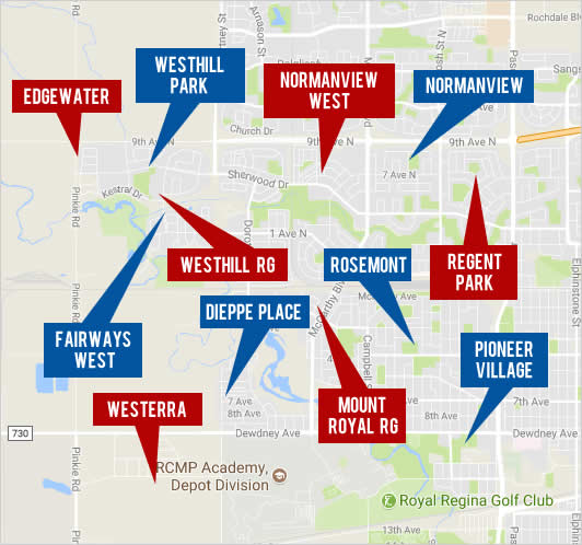 Explore South Regina Real Estate