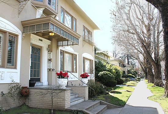 Bouldvard Park Homes Downtown Sacramento