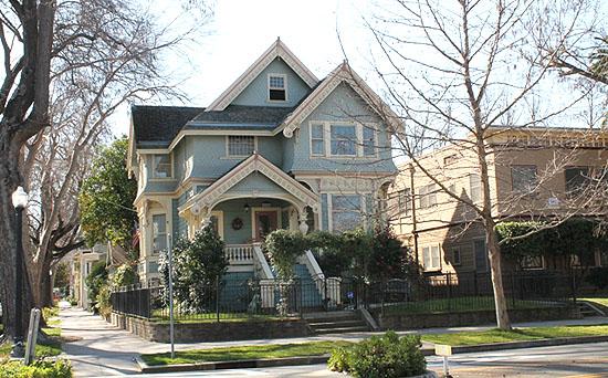 Midtown Sacramento Homes