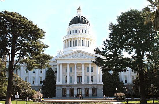 Sacramento State Capital