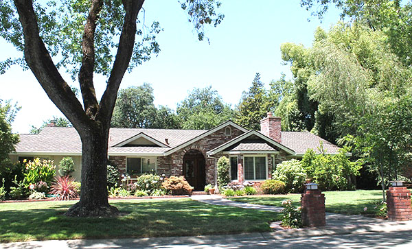 Home in Arden Park Sacramento