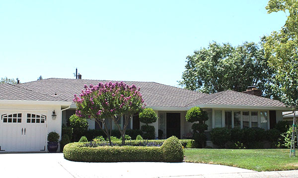 Home in South Land Park Sacramento