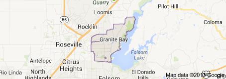 Granite Bay CA Real Estate Map Search