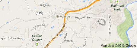Newcastle CA Real Estate Map Search