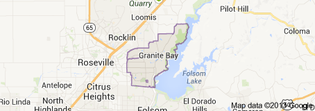 Roseville CA Real Estate Map Search