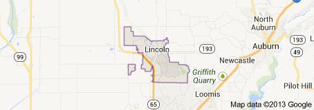 Lincoln CA Real Estate Map Search