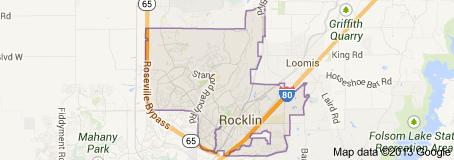 Rocklin CA Real Estate Map Search