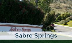 SABRE SPRINGS | RANCHO BERNARDO | SAN DIEGO