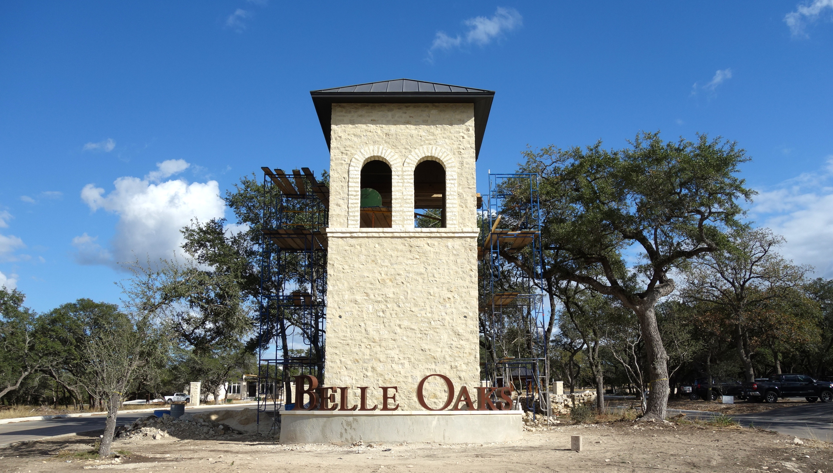 Belle Oaks      Gated   Private   so much more !