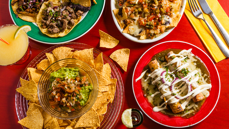 Eat at El Chaparral near Stillwater Ranch real estate