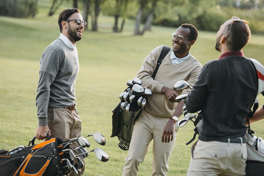 Go golfing near affordable Boerne real estate.
