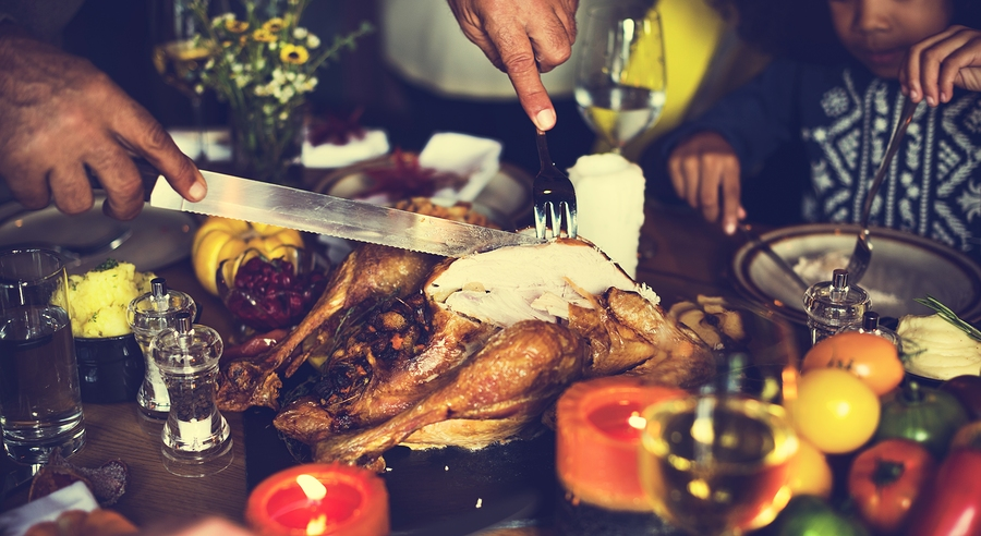 Make moving to San Antonio easier and order Thanksgiving to go.