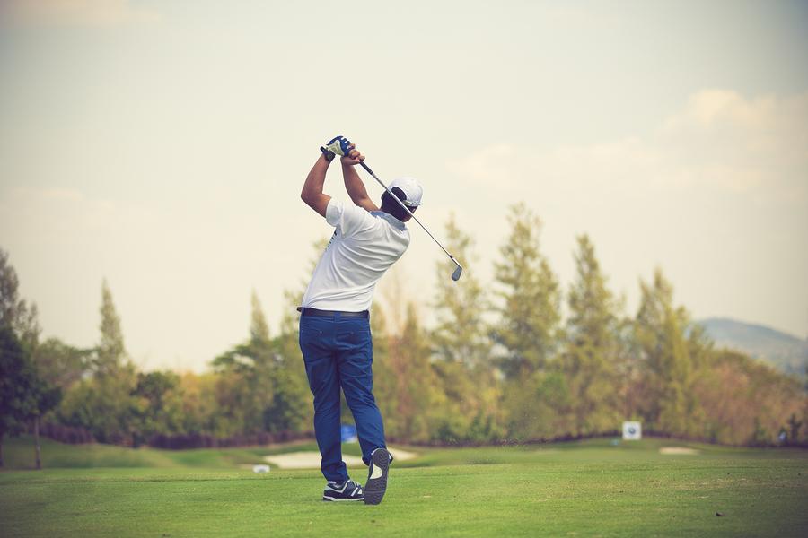 Go golfing at Cedar Creek near Alamo Ranch homes.