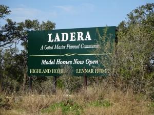 Ladera San Antonio Highland Homes