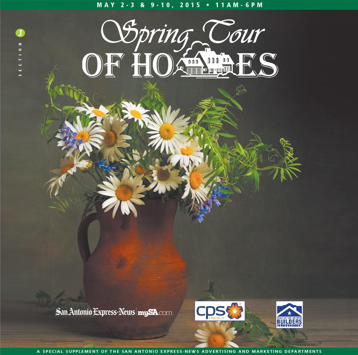 2015 Spring Tour of Homes - San Antonio & Boerne