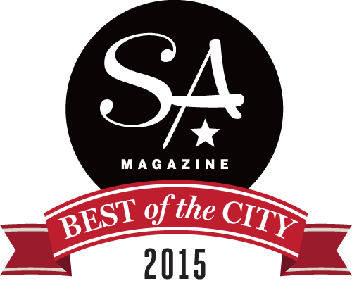 2015 Best Real Estate Firm, San Antonio Magazine Readers Choice