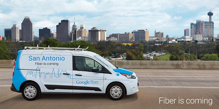 Google Fiber in San Antonio
