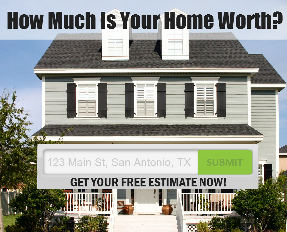 Find Your San Antonio Home Value