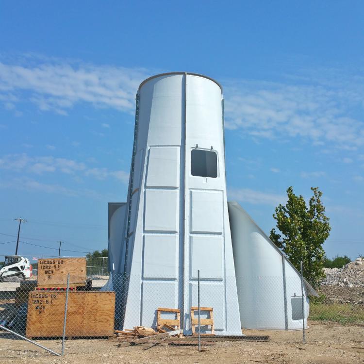 iFly San Antonio wind tunnel