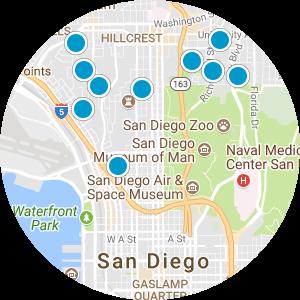 Lemon Grove Zip Code Map.Lemon Grove Real Estate