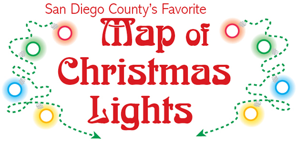 Map of Lights logo