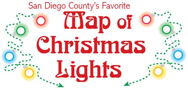 Map of Lights logo