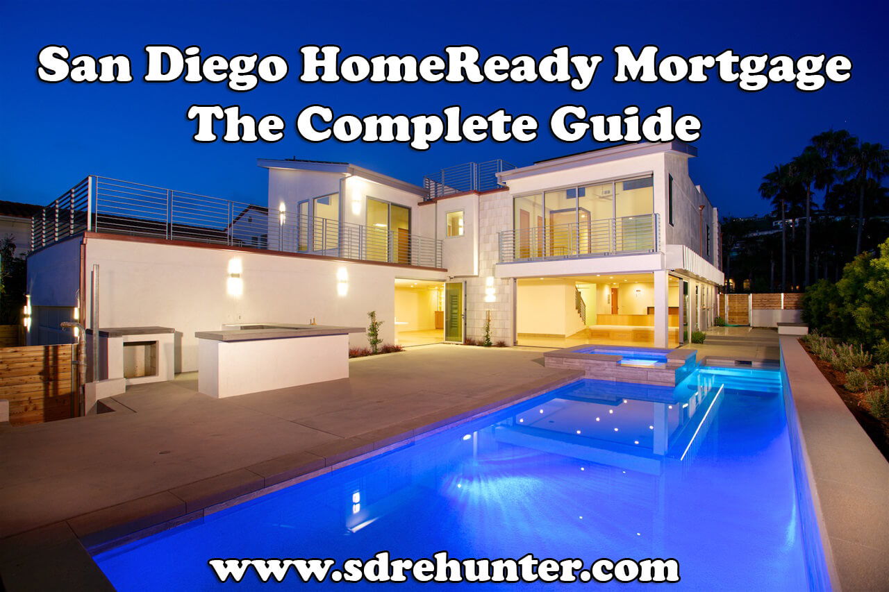 San Diego CA HomeReady Mortgage Loan (2017 Update)