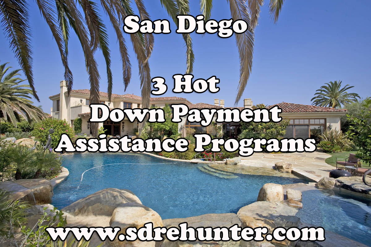 3 Hot San Diego Down Payment Assistance Programs (2017 Update)