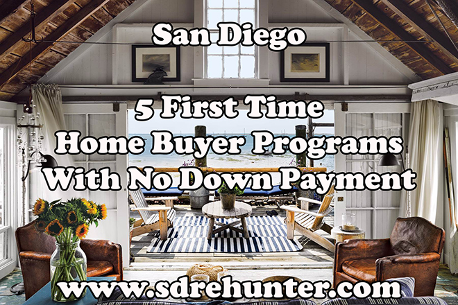 San Diego First Time Home Buyer Programs