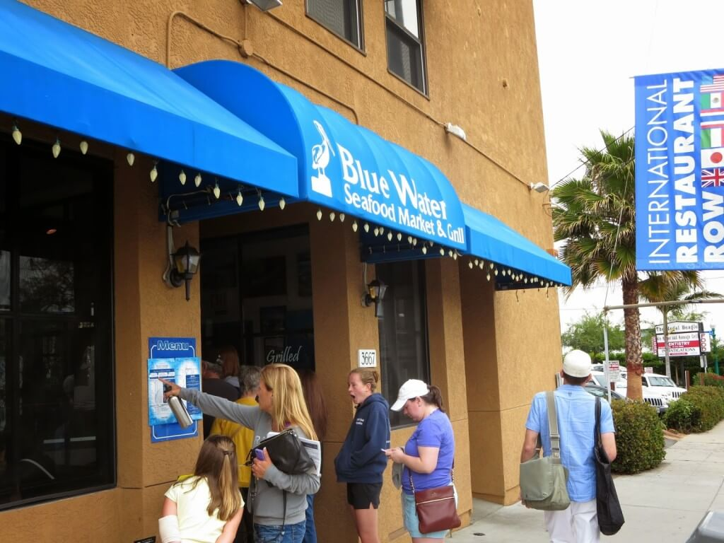 San diego 39 s best 24 restaurants in 2018 updated and expanded for Blue water fish market