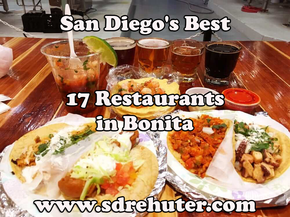 Bonita San Diego's Best 17 Restaurants in 2017