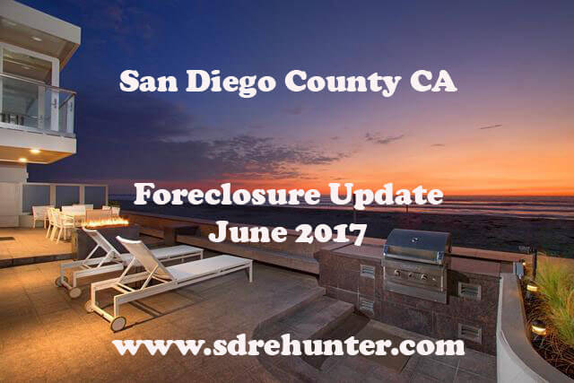 san diego county ca foreclosure update june 2017