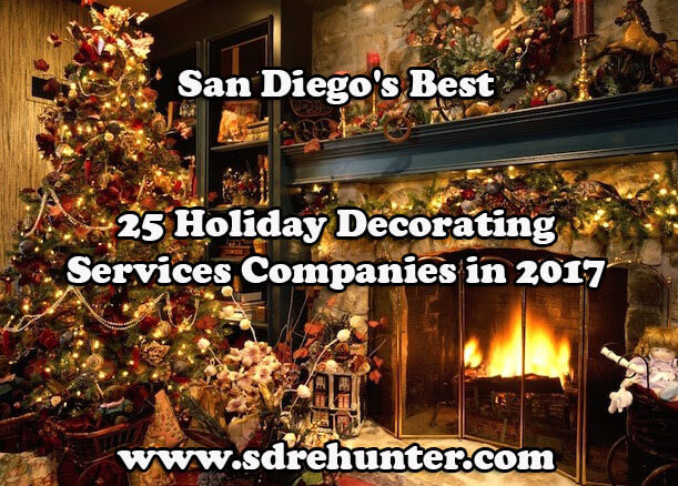 San Diego\'s Best 25 Holiday Decorating Services Companies in 2017
