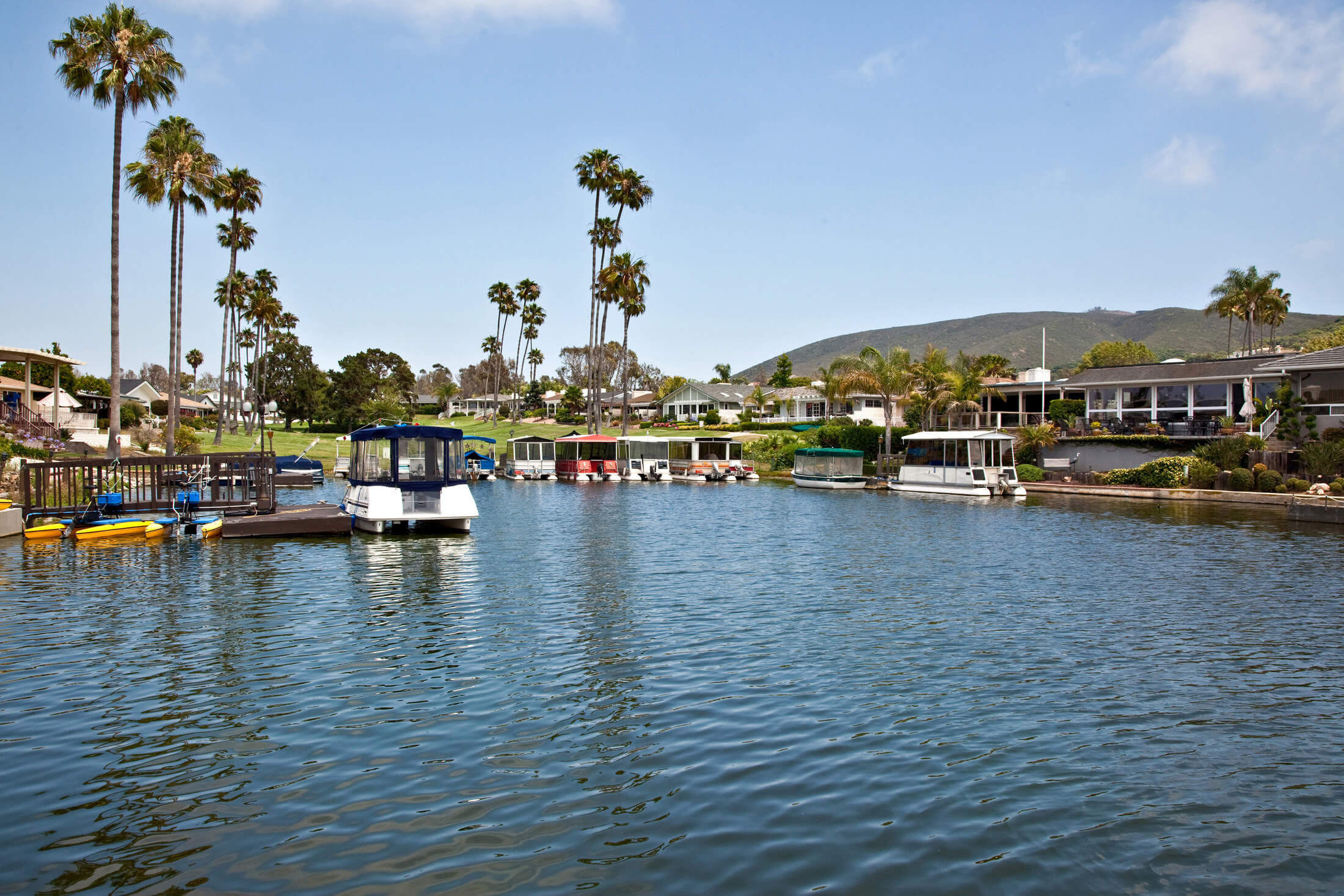 Lake Park Villas San Diego