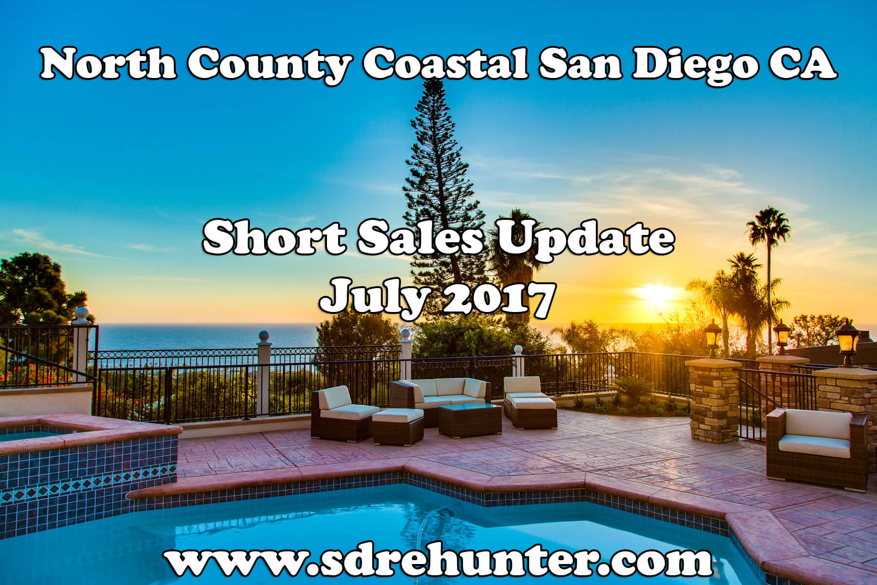 North County Coastal San Diego CA Short Sales Update - July 2017
