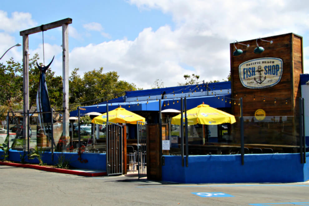 Dog Friendly Restaurants Mission Beach