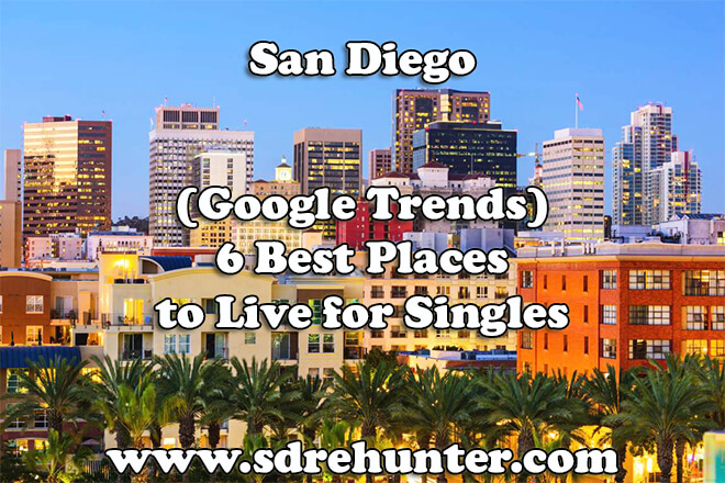6 Best Places to Live in San Diego for Singles 2020 | 2021
