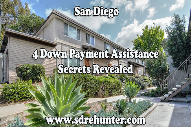 4 Down Payment Assistance San Diego Secrets Revealed (2019 Update)