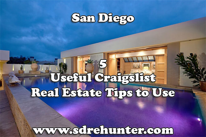 5 Useful Craigslist San Diego Real Estate Tips to Use in 2019 | 2020