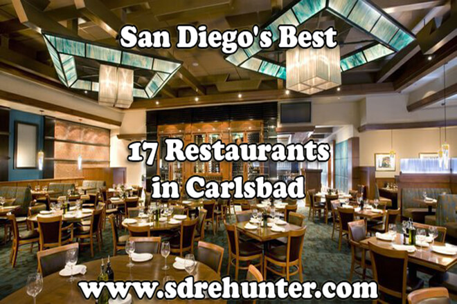 Carlsbad San Go S Best 17 Restaurants In 2018 Updated