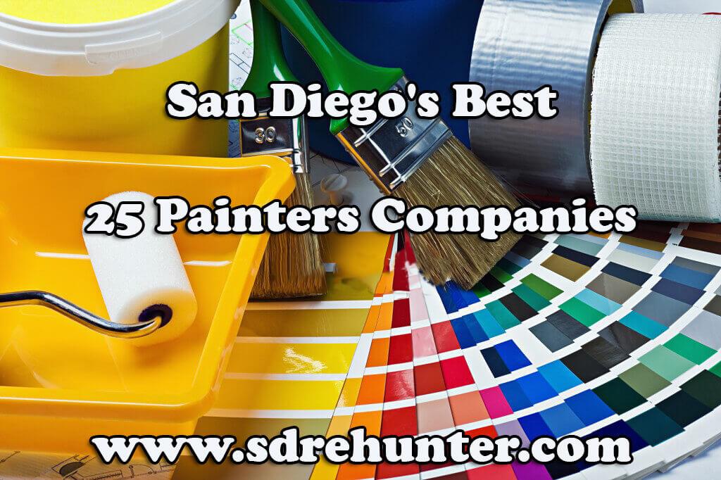 Best Mortgage Lenders 2020 San Diego's Best 25 Painters Companies 2019   2020